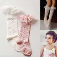 Vintage Girls Toddlers Baby Frilly Lace School Socks *1-9 years