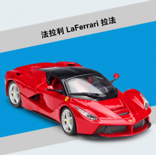Bburago 1:24 Ferrari Laferrari Diecast Model Roadster Car Vehicle New in box