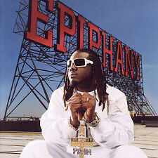 ~BACK ART MISSING~ T-Pain CD Epiphany (Clean) Clean