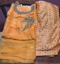 Indian Bollywood Punjabi Patiala Salwar Kameez Party Wear Ready To Wear