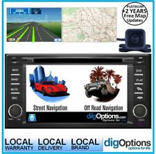 *GPS For Subaru XV 2011-2014 DVD Player Radio Navigation Head Stereo Camera HD