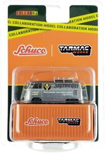 Chase VOLKSWAGEN T1 VAN COLLABORATION 1/64 SCHUCO & TARMAC WORKS T64S-005-JAG