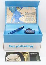 Special Edition Pelikan M120 Iconic Blue Fountain pen Engrave Nib 2018