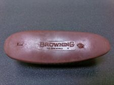 Vintage Browning Recoil Pad - Smooth Finish