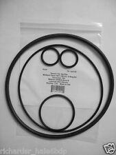 Sta-Rite Multi-port Valve 14971-TM-22-L O-Ring Kit /R&S 14971K / EPDM & Buna N