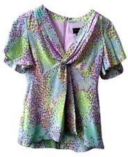 3f353d1fa7e930 Nanette Lepore Women's Floral 100% Silk Tops & Blouses for sale | eBay