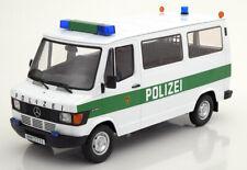 1:18 KK-Scale Mercedes 208 D Police bus 1988 white/green