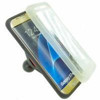 Tigra Pluie Protection Mountcase Avec 25mm (2.5cm) Boule Pour Samsung Galaxy S7
