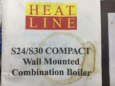 Heatline Compact S24 & S30 Chaudière Mécanique Temporisateur D'Horloge