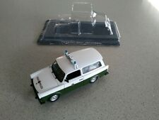 DeAgostini WP23 Trabant 601 kombi Green 1/43 excellent in opened bubble .