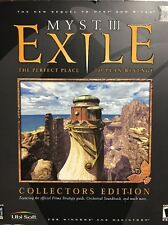 Myst III: Exile - Collector's Edition - NTSC US - Ultra Rare