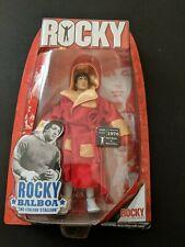 NEW ROCKY Series 1 ROCKY BALBOA Figure Red Robe Jakks Pacific