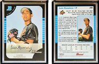 Luis Ramirez Signed 2005 Bowman #205 Card Baltimore Orioles Auto Autograph