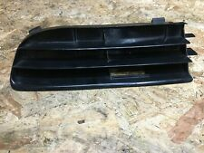 AUDI 80 90 B2 COUPE TYP85 FRONT BUMPER LEFT SIDE GRILL GRILLE COVER TRIM INSERT