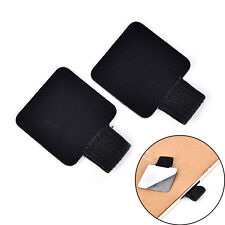 Self-adhesive PU Leather Pen Holder Clip Pen Traveler Notebook Diary Fittings