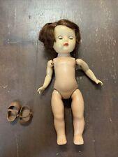 7� Vintage Nancy Ann Storybook Book Doll Muffie Tlc