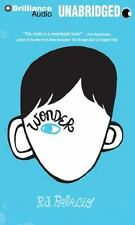Wonder by R. J. Palacio (2014, MP3 CD, Unabridged)