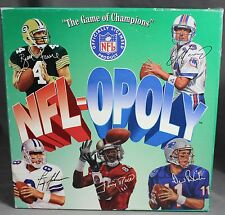 1994 Nfl-Opoly Usa Games Inc Nfl licensed Monopoly