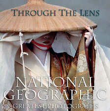 Through the Lens: National Geographic's Greatest Photographs-ExLibrary