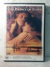 THE PRINCE OF TIDES - DVD - RARE Romance Movie Barbra Streisand 1991 Nick Nolte