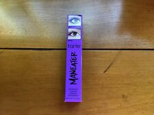 Maneater Tarte Mascara.15oz Travel Size New in Box Black