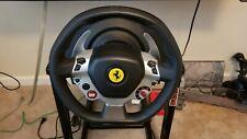Thrustmaster TX ferrari 458 italia edition racing wheel with force feedback