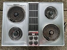"""New listing Jenn Air C202 Stainless Steel Downdraft Cooktop Electric 30"""" x 21 1/2"""""""