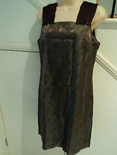LADIES PERSONAL STYLE LABEL THAI SILK COCKTAIL SPECIAL OCCASION DRESS SIZE 10