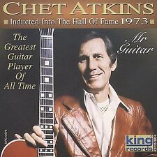 "CHET ATKINS, CD ""INDUCTED INTO THE HALL OF FAME 1973"" NEW SEALED"