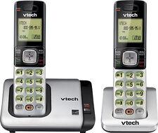 VTech CS6719-2 1.9 GHz Dual Handsets Single Line Cordless Phone