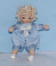 ETHEL HICKS ORIGINAL PORCELAIN ANGEL CHILDREN DOLL - #102 Baby Luke
