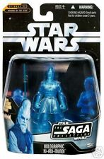 STAR WARS Saga HOLOGRAPHIC KI-ADI-MUNDI Hot!! FREE p&p