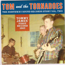 """TOM & THE TORNADOES 'Long Pony Tail 7"""" NEW Shondells Tommy James Northway sonics"""