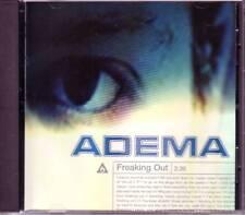 ADEMA Freaking out ULTRA RARE RADIO PROMO DJ CD Single