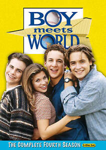 Boy Meets World: Season 4 [Full Frame] [3 Discs] DVD