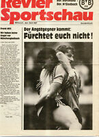 BL 87/88 Borussia Dortmund - Bor. M`Gladbach (Rev.-Sp.)