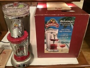 Margaritaville Bahamas Frozen Drink Machine & Concoction Maker (DM0500 - Red)