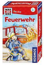 Kosmos Mitbring-Spiele WAS IST WAS - Feuerwehr (712556)