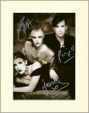 HUMAN LEAGUE PP 8x10 MOUNTED SIGNED AUTOGRAPH PHOTO PHIL OAKEY