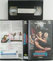 Il Guerriero Americano 5  (VHS - Cannon) Usato