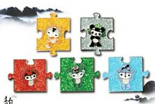 2008 Beijing Olympic Puzzle  Pins