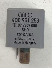 OEM  RY1031 NEW  Fuel Injection Relay  AUDI,  VOLKSWAGEN, PASSAT