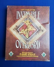 City-State of the Invincible Overlord Box Set 101 <Complete> Mayfair Games