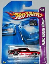 2008 HOT WHEELS RLC FACTORY SET MUSCLE MANIA 1968 PLYMOUTH HEMI CUDA