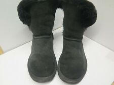 Genuine Ugg Classic Short Boots UK 4.5 Euro 37.5 in Black