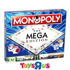 Winning Moves Monopoly The Mega Edition Board Game - 002459