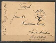 Q78C-CARTA 2ª GUERRA MUNDIAL ALEMANIA OCUPACION FRANCIA PARIS 20-1-1943.MARCA MA