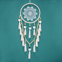 Handmade Macrame Native American Dream Catcher Large Wall Hanging Dreamcatcher