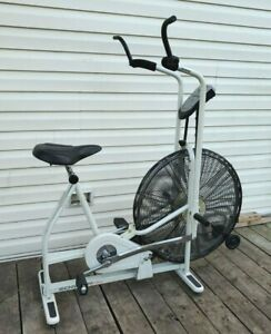 Vintage Schwinn Airdyne Dual Action Exercise Bike Working Monitor AD4 Free Ship