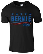 Bernie Sanders 2020 Feel The Bern USA Election President Trump Vote Mens T-Shirt